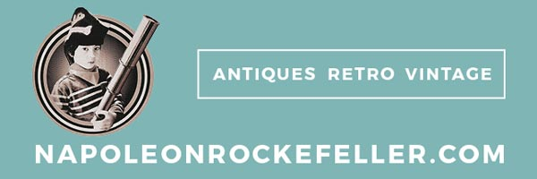 NapoleonRockefeller.com sells vintage, retro, antique, mid-century & painted furniture in Wimbledon, London
