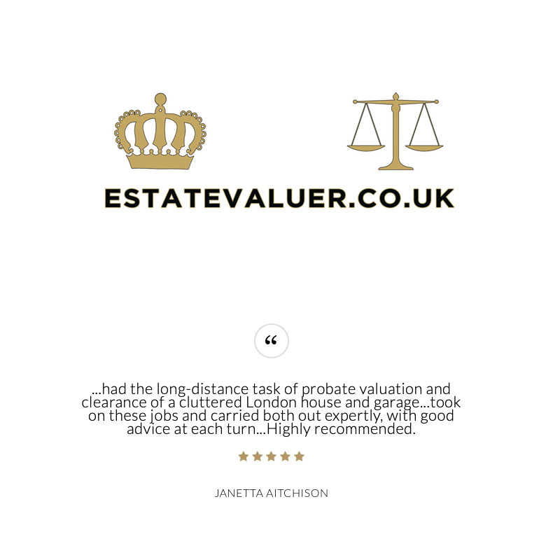 Professional Estate Valuations in London and the Home Counties